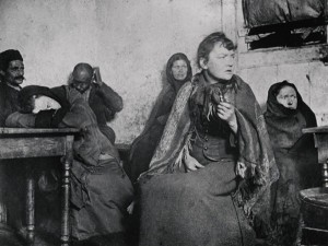 4. Jacob Riss, Hell on Night, 1903